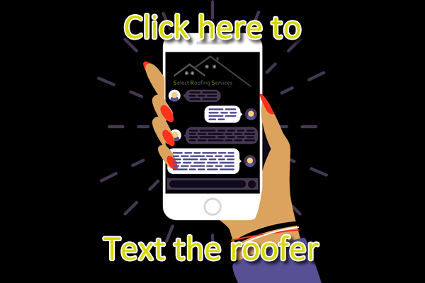 Text the roofer